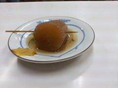和歌山ラーメン:料理①