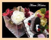 チョコハート箱2