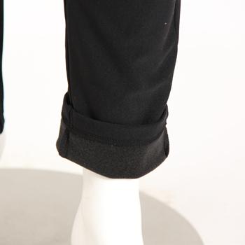 スーパーボイス・エムビールーカスカシェット・MBLUCAS cachetteの裏起毛のスキニーレギンス