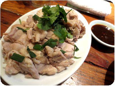 ガイ(鶏蒸し煮)