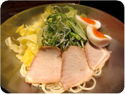 冷やしつけ麺(1玉・大辛)