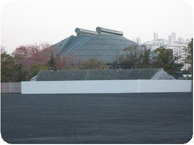 広島市民球場跡地(球場メモリアル?)