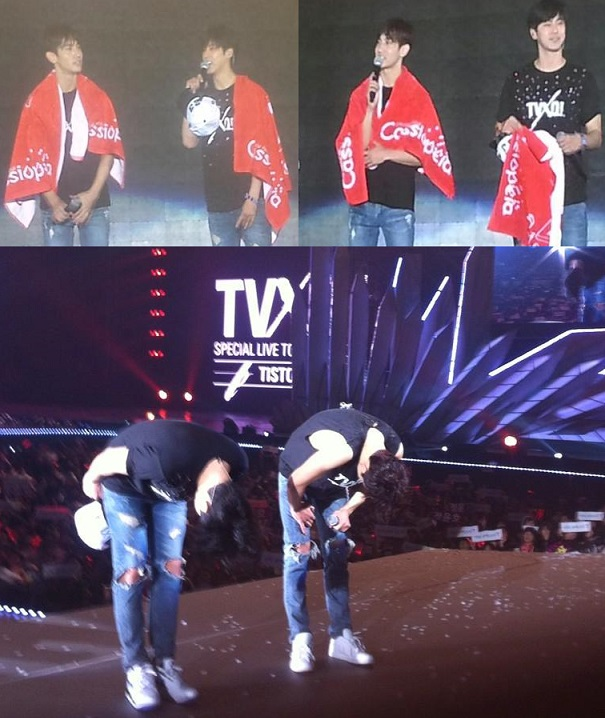 141206 Special Live Tour1STORY in SEOUL東方神起最高