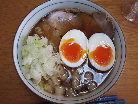 秋田比内地鶏ラーメン8