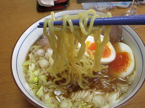 秋田比内地鶏ラーメン9