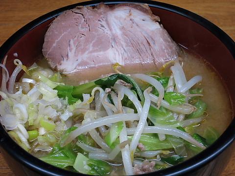秋田味噌ラーメン10