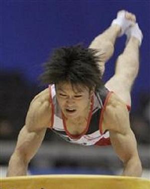 体操選手の筋肉 - 目指せ心身モテ男。〜筋トレ・Dietにてみんなで腹筋 ...