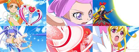 【ドキドキ!プリキュア】第49回(最終回)「あなたに届け!マイスイートハート!」