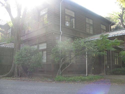 目白街歩き ― 学習院皇族学生用寄宿舎、目白聖公会堂など