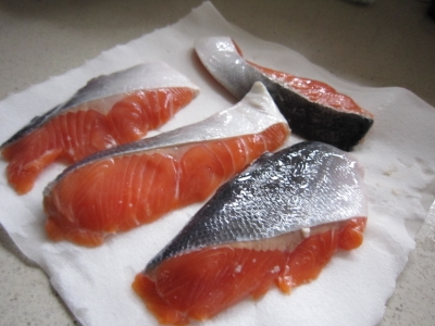 鮭粕漬け6