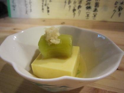 もろこし豆腐