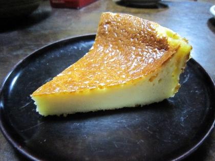 酒粕チーズケーキ2