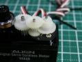 ALIGN DS520ラダーサーボ