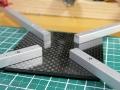 KK2.0マルチコプターフレーム自作