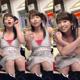 女子アナのパンチラ・胸チラ・乳首見え放送事故画像やお宝写真動画を毎日公開