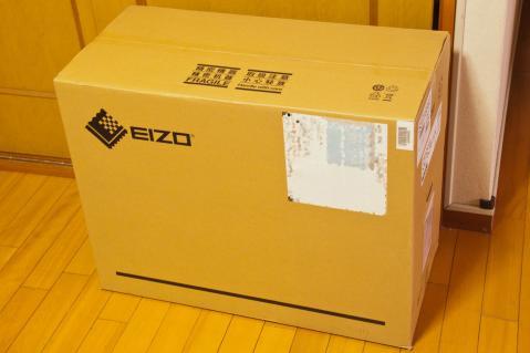 EIZO SX2762W モニタ IPS 箱
