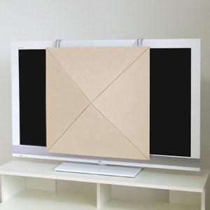 テレビ 吸音材 チューニング剤