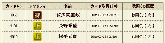 日記63 火クジ4 特