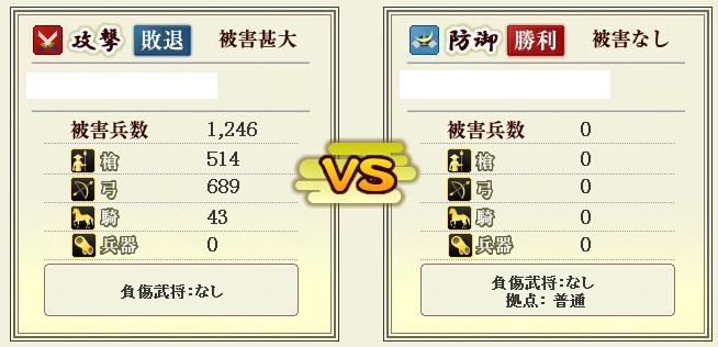日記68 合戦防御