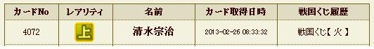 日記S86 火くじ1
