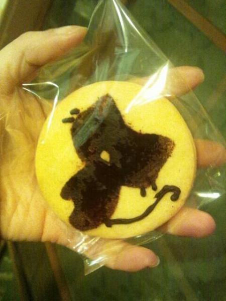 かにゃんこクッキー2013