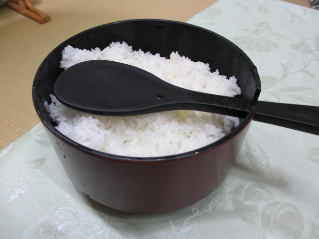 温泉民宿こぶち 夕食(ご飯)