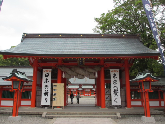 熊野速玉大社 御神門