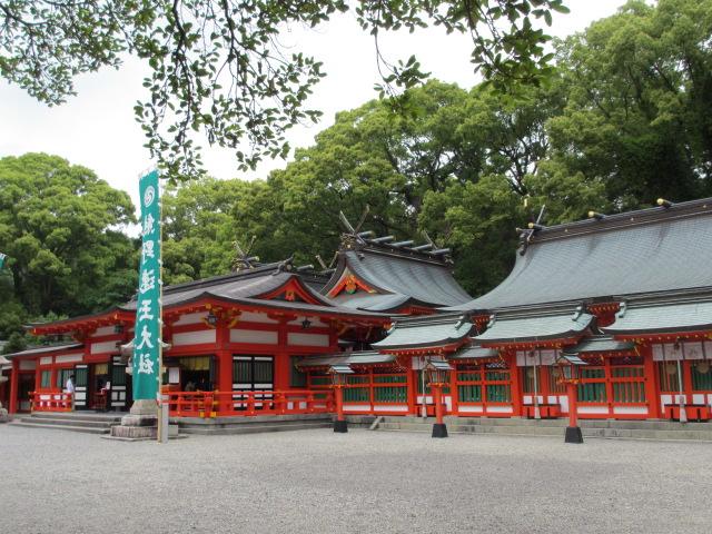 熊野速玉大社 御神門の中2