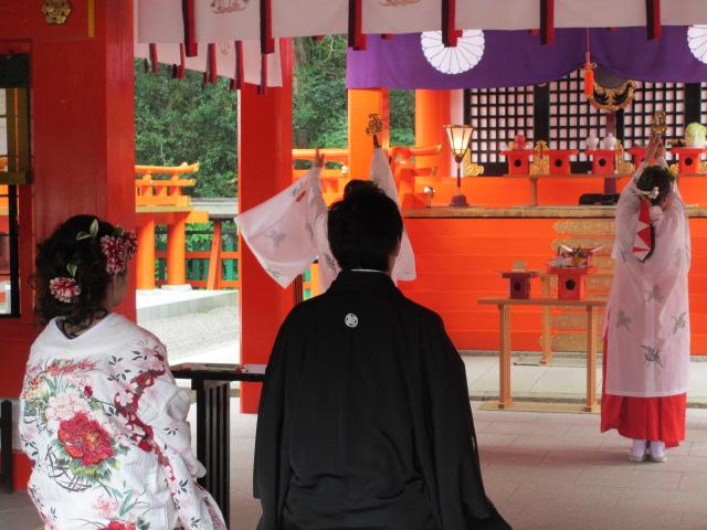 熊野速玉大社 拝殿3
