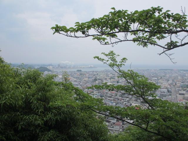 神倉神社 景色