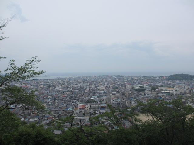 神倉神社 景色2