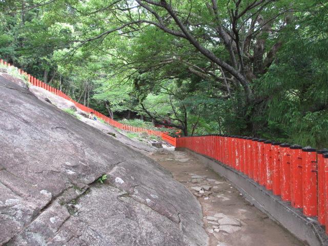 神倉神社 石段7