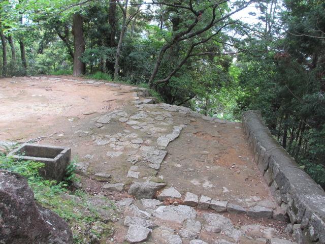 神倉神社 石段10