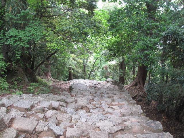 神倉神社 石段11
