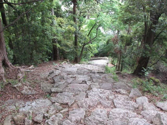 神倉神社 石段12