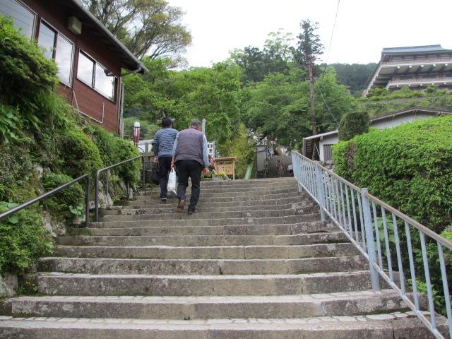 大門坂終点~熊野那智大社入口15