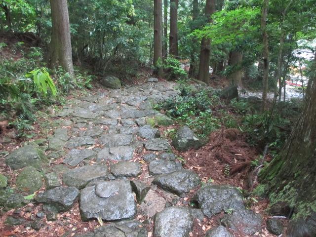 飛瀧神社へ6
