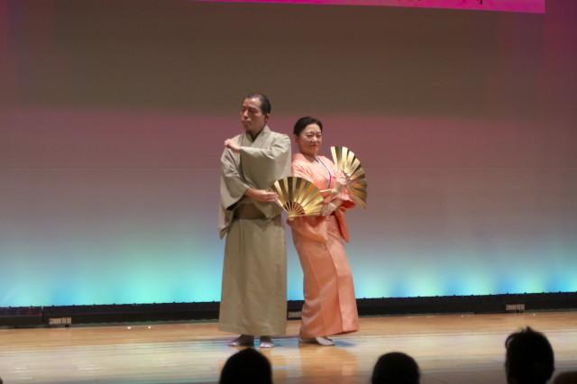2013 伝統芸能館まつり 波の会