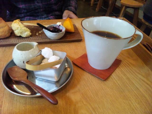 すごいホットケーキが出てくるカフェ -ti.po-