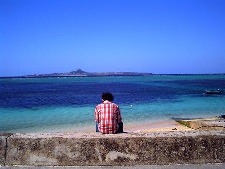 沖縄旅行3日目 ‐キレイな海と今帰仁城跡編‐