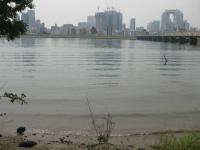 川を渡れば梅田