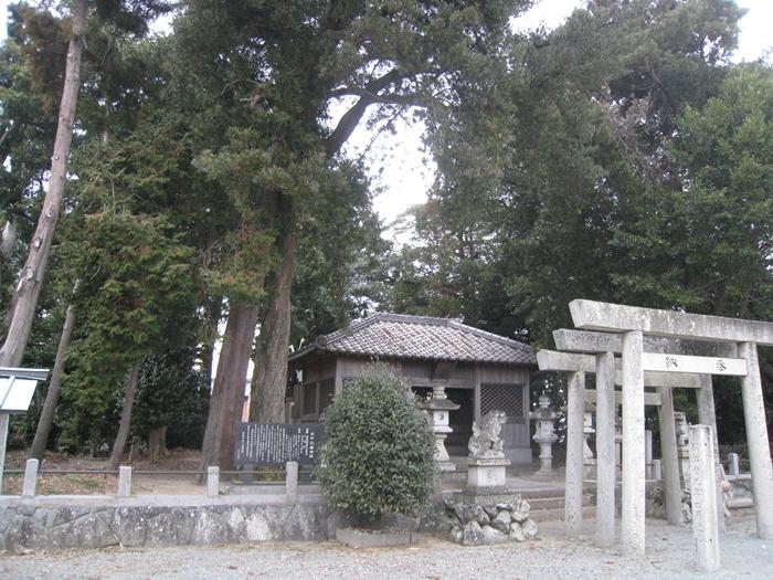穴師神社⑨
