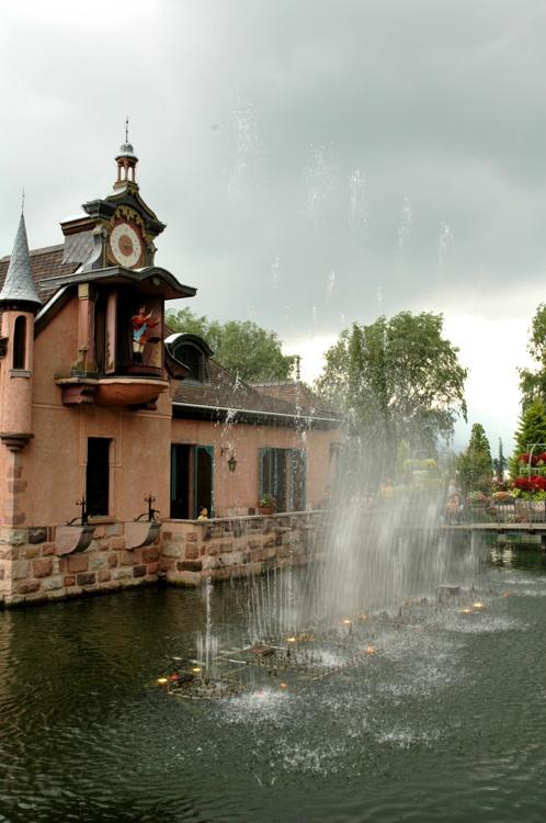 河口湖オルゴール館1