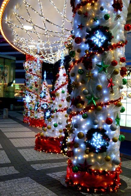 東京日比谷のクリスマス3