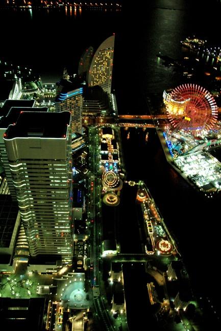 横浜の夜景2(6)