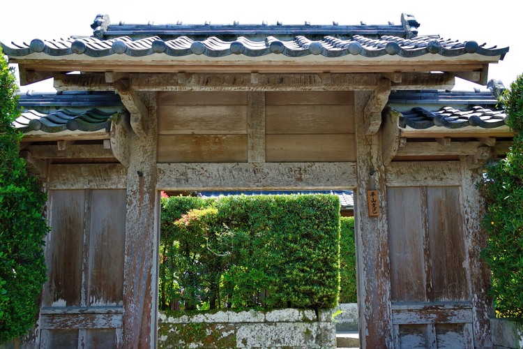 知覧武家屋敷庭園A(2)