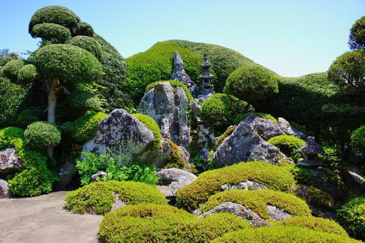 知覧武家屋敷庭園A(1)