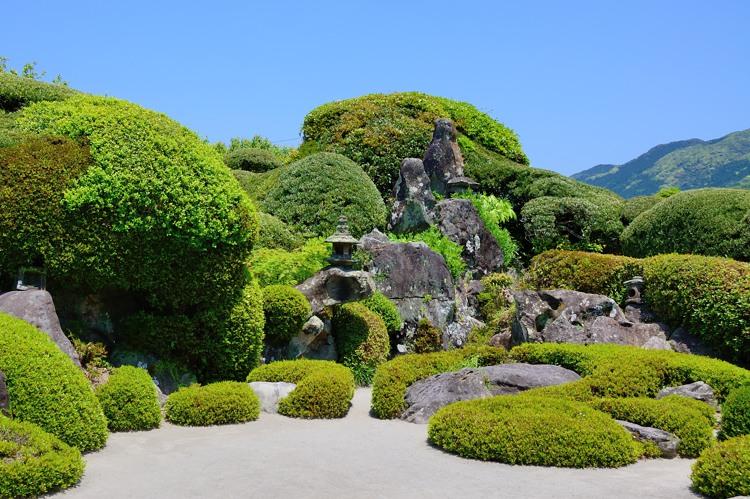 知覧武家屋敷庭園A(3)