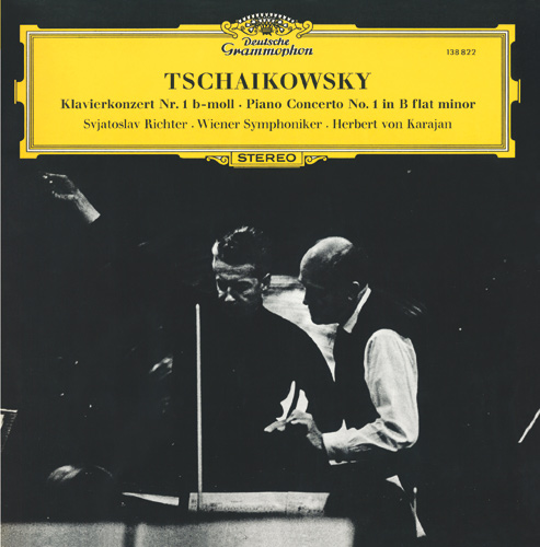 Richter,Karajan/Tchaikovsky:Piano Concerto No. 1