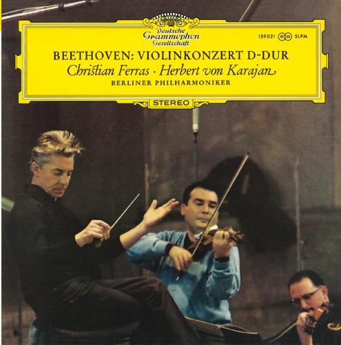Christian Ferras,Herbert von Karajan - Beethoven Violinkonzert